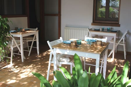 Suite en Bed & Breakfast con encanto. - Palafrugell