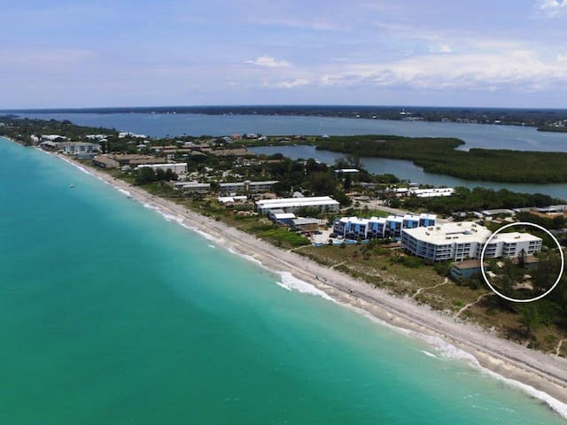 Manasota Key Beach Side Condo