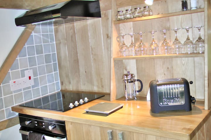 Nant yr Onnen Barn with hot tub - Llandovery - House