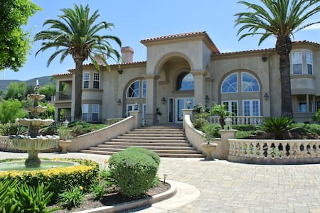 Majestic Celebrity Mansion, LA Area - コロナ - 別荘