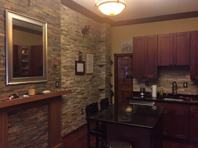 Cool, Comfortable Apartment - Philadelphia - Apartemen