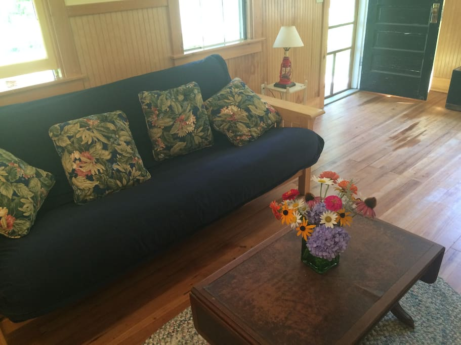 Futon couch/bed full sized