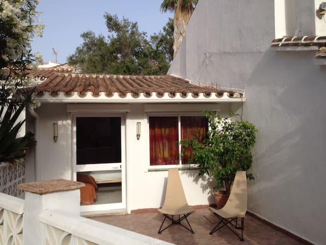 Studio in Marbella/Las Chapas 2 Pax