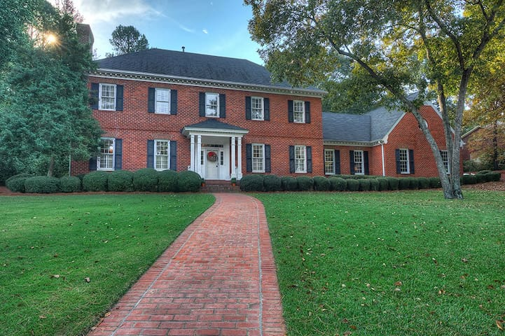 Southern Charm 7miles from Masters - North Augusta - Huis