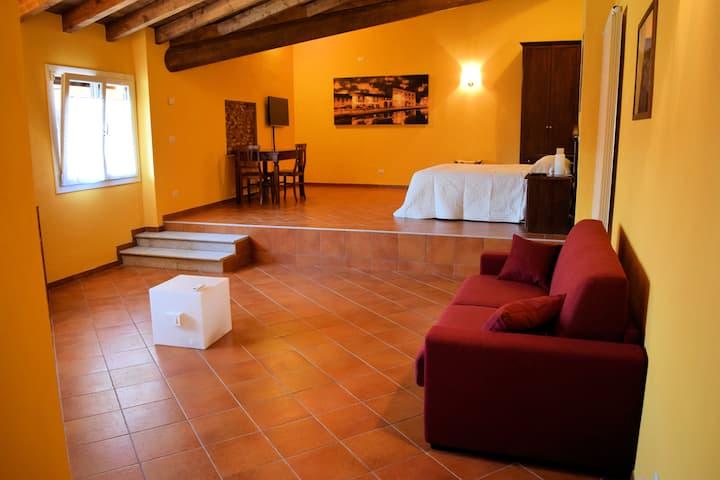 Corte Certosina Camera/Suite 12