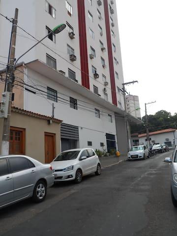 Ap. mobilíado no Centro de Cuiabá