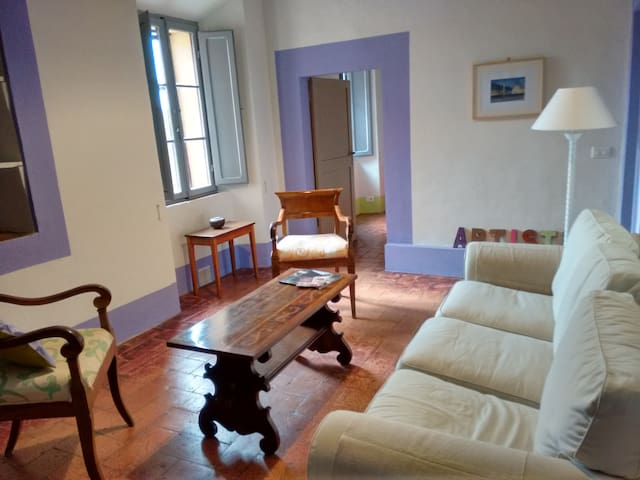 Suite in a Castle Tower, with Breakfast & Swimpool - Monteroni D'arbia - Castle