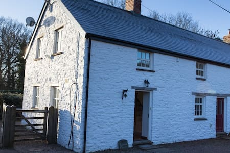 Pentrebach Cottage, Trallong, Brecon. South Wales - Trallong - Hus