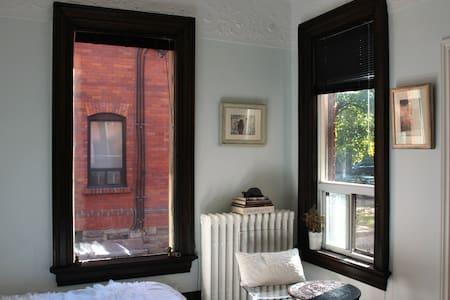 Downtown Stylish Bachelor Apartment - Toronto - Apartment