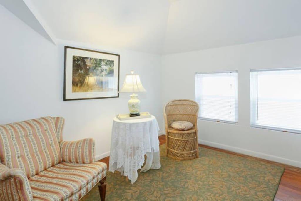 Nook in large bedroom 2nd floor