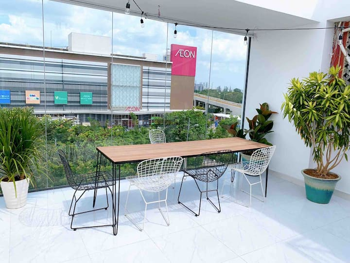 Room for rent 25m2 (opposite to Aeonmall Binh Tan)