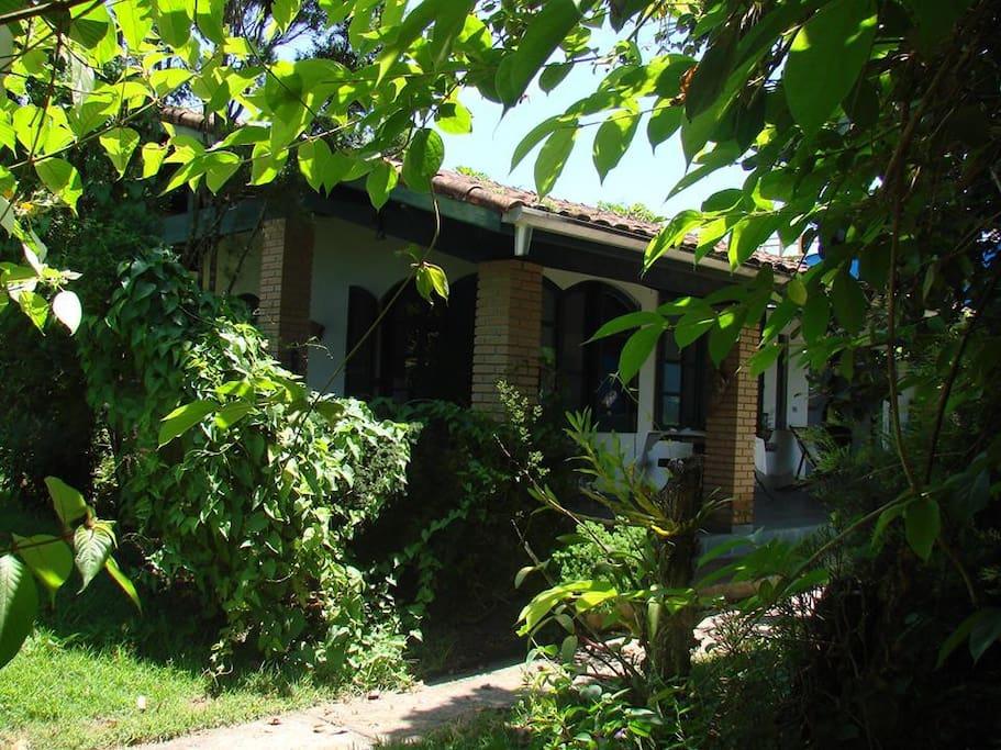 Nossa casa principal