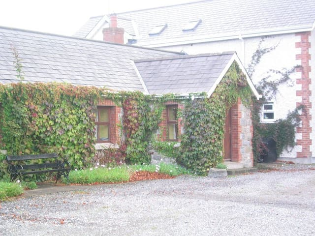 Tranquil Country Cottage escape on an Organic Farm - County Carlow - Cabaña