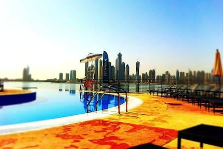 Spectacular room on the Palm Dubai