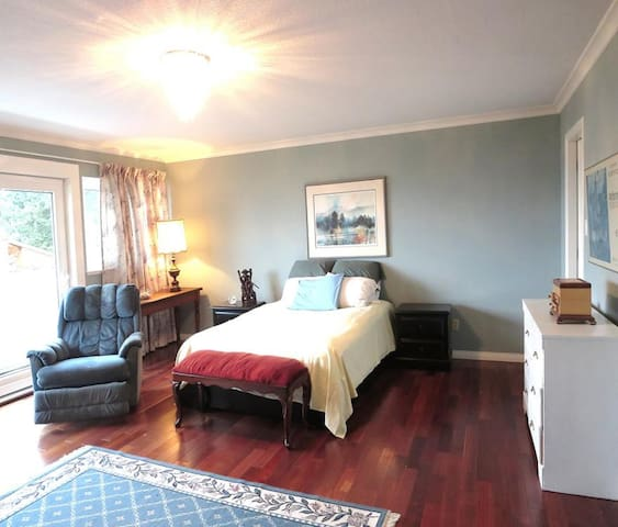 Deluxe, Family Accommodation. Parksville - Parksville - Byt