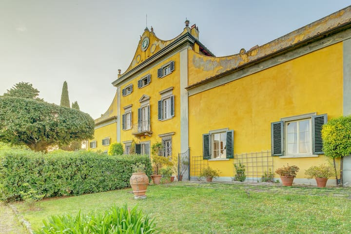Villa Margherita in Fiesole - Florencia - Loft