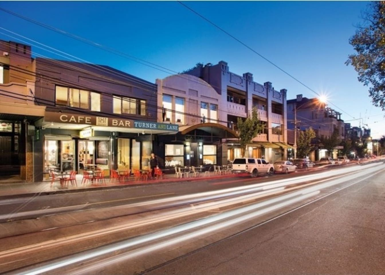 Domain Road South Yarra- Our local cafe strip