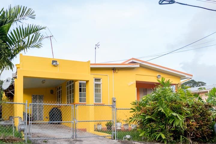 Sunny South Coast House