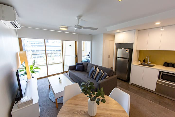 Newly Furnished Inner City Apartment - King Street