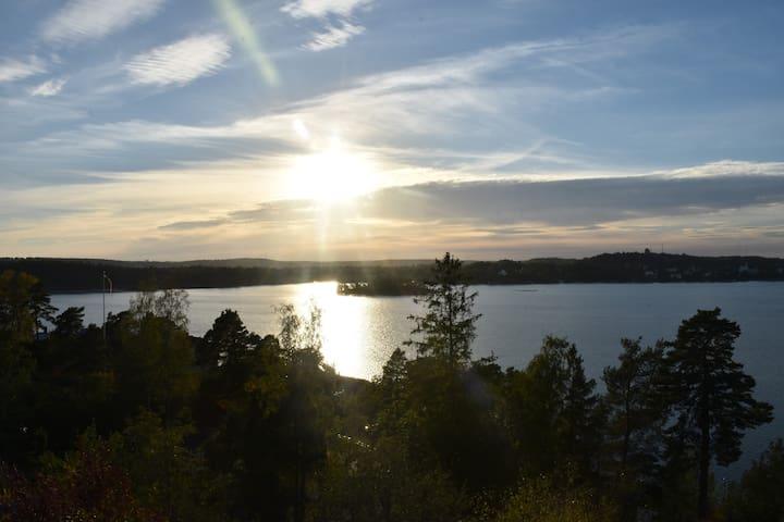 Sommar i skärgården! 6 rok uthyres på Älgö - Saltsjöbaden - Vacation home