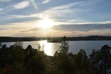 Sommar i skärgården! 6 rok uthyres på Älgö - Saltsjöbaden - Ferienunterkunft