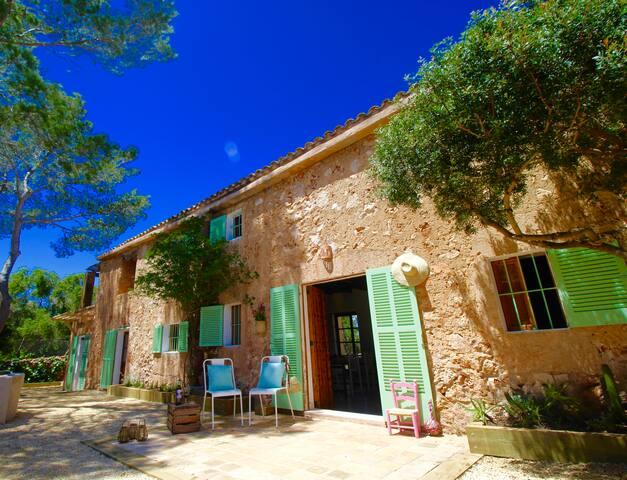 Dreamy Mediterranean House in Mallorca