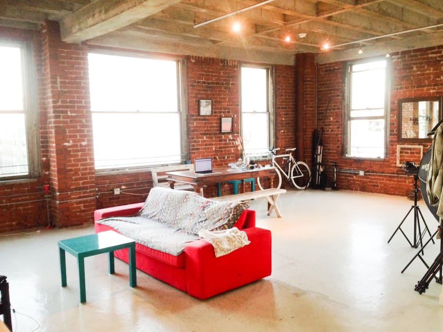 NY Style Downtown LA Loft Apartments For Rent In Los