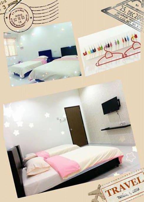 HANA standard room