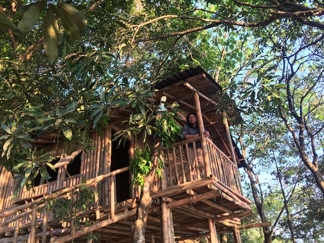 Bamboo Cottage at Mountain Villa
