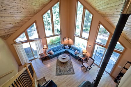 Located on the Sandy River & WIFI - Rhododendron
