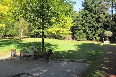 Fairy Tale Gardenhouse near Utrecht - Chalupa