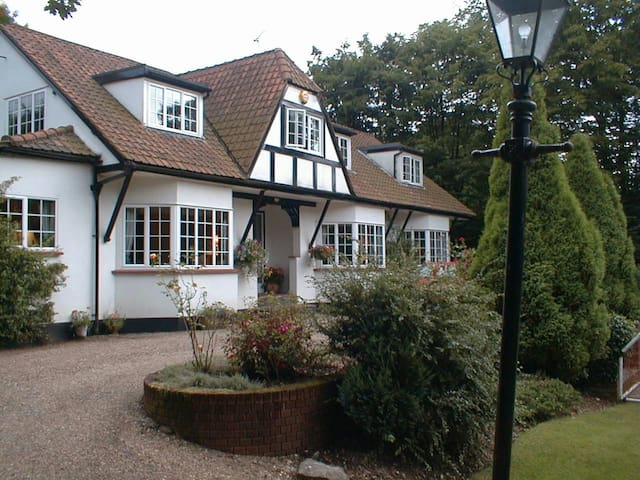 Luxury 5*  rooms close to London - Welwyn