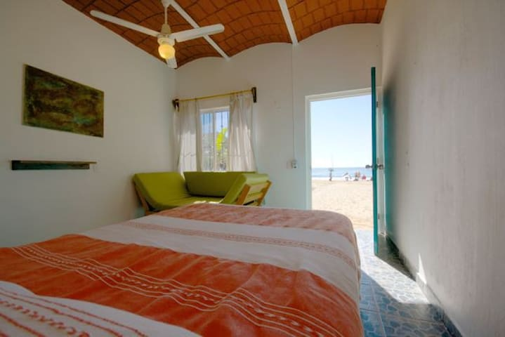 Beach room Cusi Arena - Chacala - Bed & Breakfast