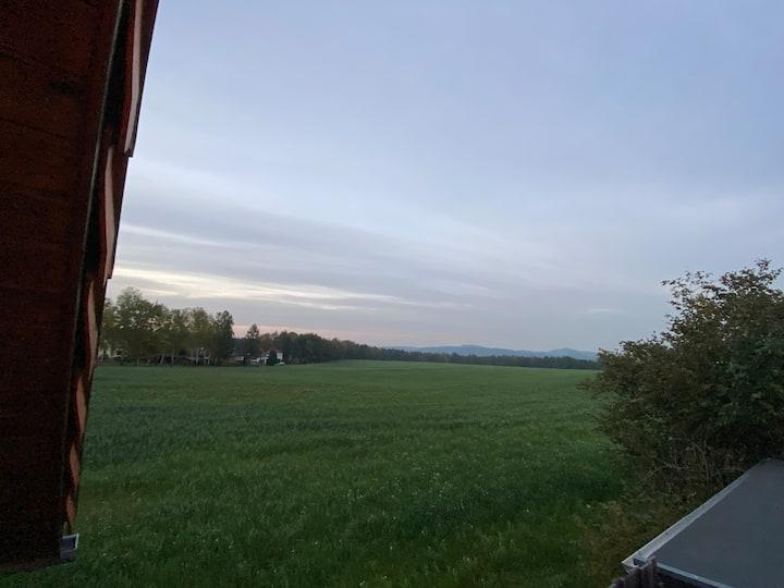 Hochstand mit Panoramablick