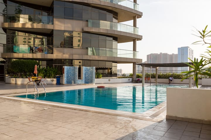 Beautiful apartment in Burj Al Nahda