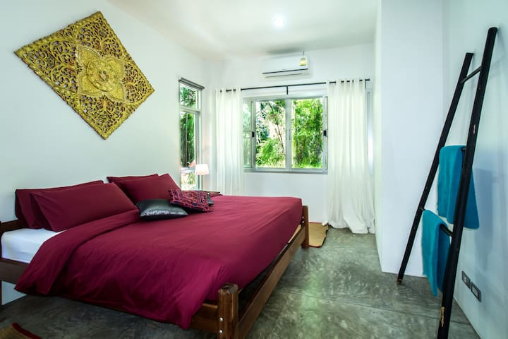 You will love the spacious feel of our bedrooms.