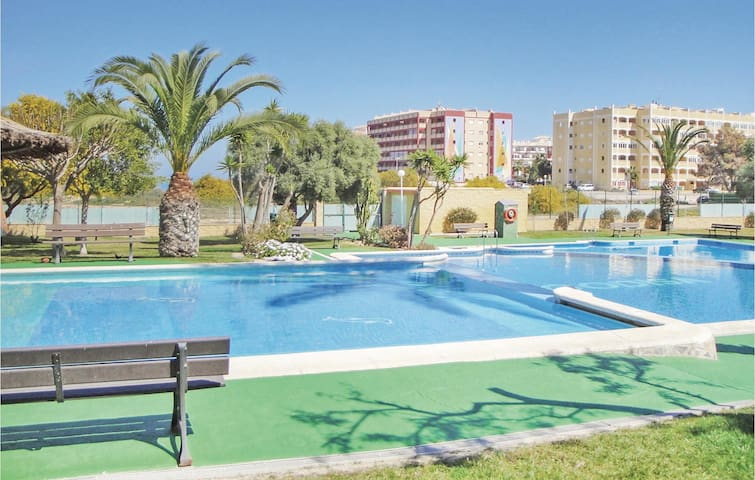 Holiday apartment with 2 bedrooms on 55m² in Torrevieja