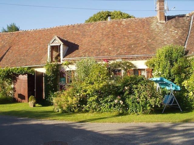 Gîte & Chambre d'Hôtes de La Galaisière - Préaux-du-Perche - Casa
