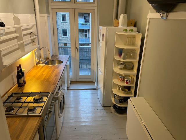 Classic, cosy Vesterbro apartment