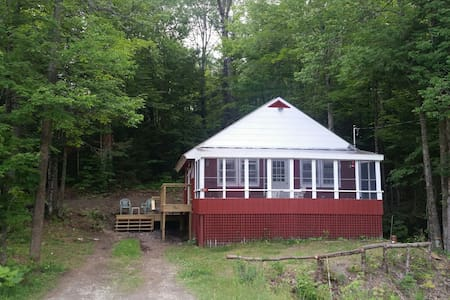Little Belle Eligo Lakeview Cabin - Craftsbury