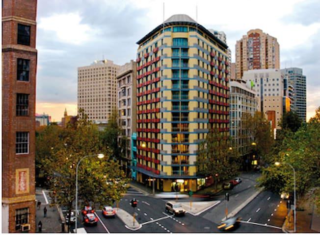 Wyndham Sydney Suites Lg Studio - Sydney - Wohnung