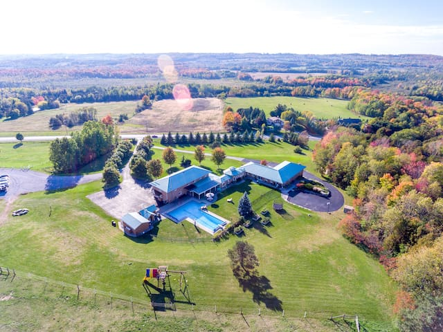 Sky Haven Retreat & Equine Experience