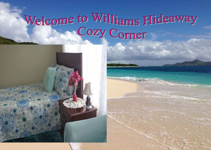 Williams Hideaway-Cozy Corner(AC) (SUMMER SPECIAL)