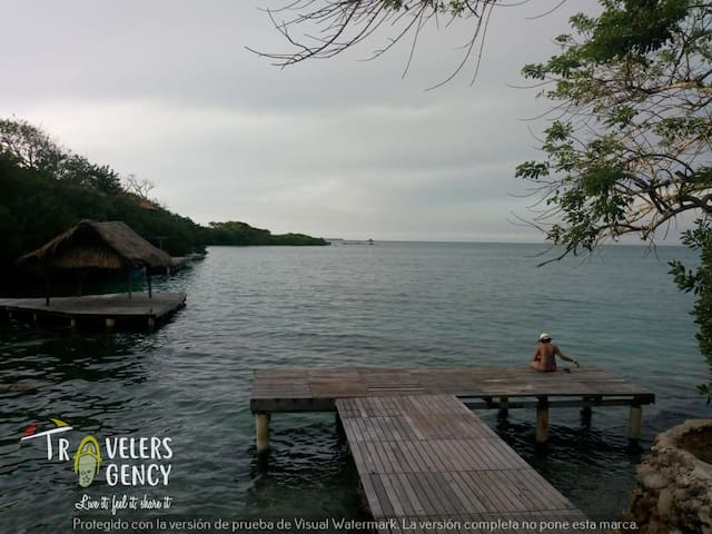 Cabaña Privada Familiar, Islas Del Rosario