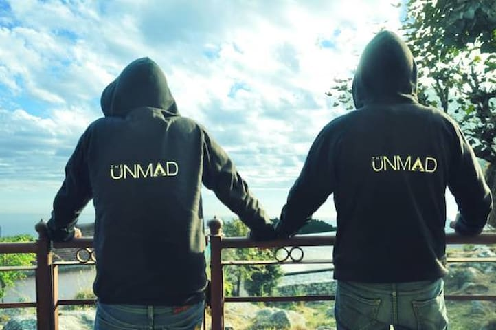 THE UNMAD