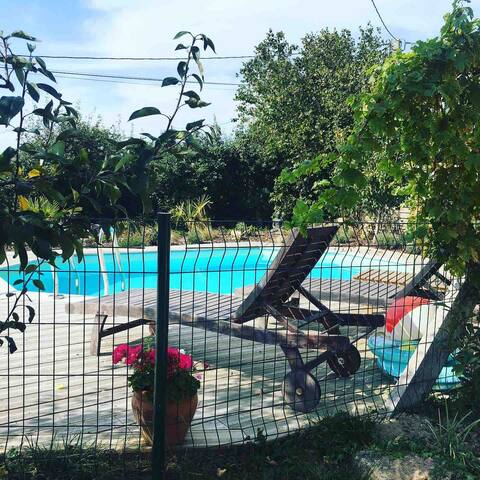 La Grange Gites  Rural tranquil getaway (1 of 3)