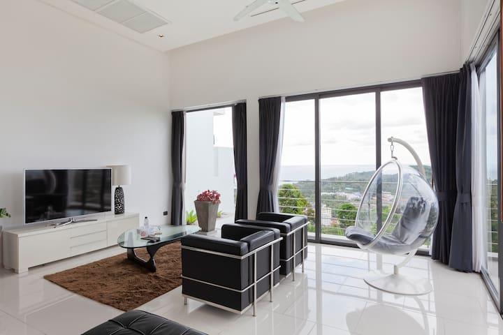 Villa Amonteera, Luxury with Fantastic Ocean Views