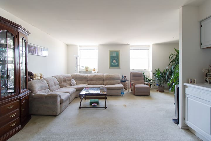 Spacious Apartment near Rittenhouse & Parkway - Philadelphia - Appartamento