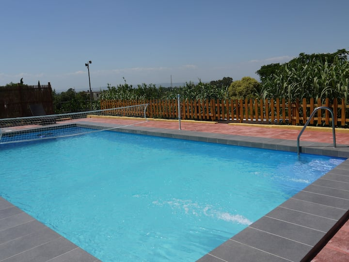 Countryside home with pool  in Carmona Sevilla