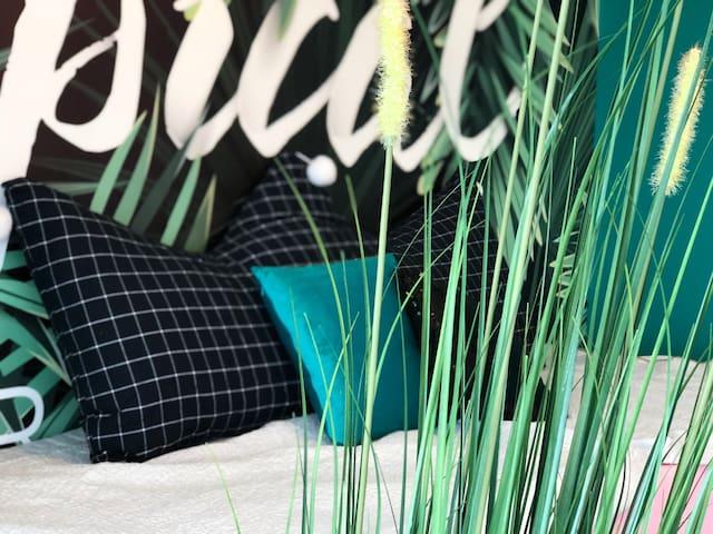 七月特惠·【时光寓·摩卡】复式跃层精品一房一厅·湛江市中心·鼎盛广场·湛江机场·万达广场